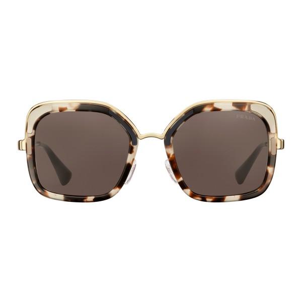 Prada - Prada Cinéma - Talco Turtle Square Sunglasses - Prada Cinéma Collection - Sunglasses - Prada Eyewear
