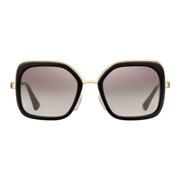 5d4674402a8f Prada - Prada Cinéma - Black Square Sunglasses - Prada Cinéma Collection -  Sunglasses - Prada