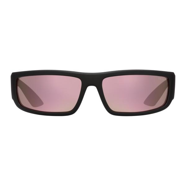 424711abea09 Prada - Prada Runway - Black Square Sunglasses - Prada Runway Collection -  Sunglasses - Prada