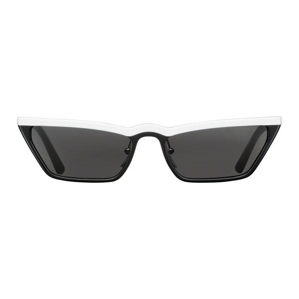a0388c72a560 Prada - Prada Ultravox - Black White Square Sunglasses - Prada Ultravox  Collection - Sunglasses -
