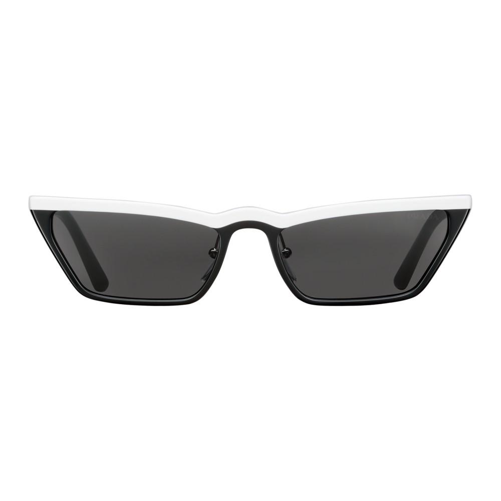 8a1b8eddf2 Prada - Prada Ultravox - Black White Square Sunglasses - Prada Ultravox  Collection - Sunglasses ...