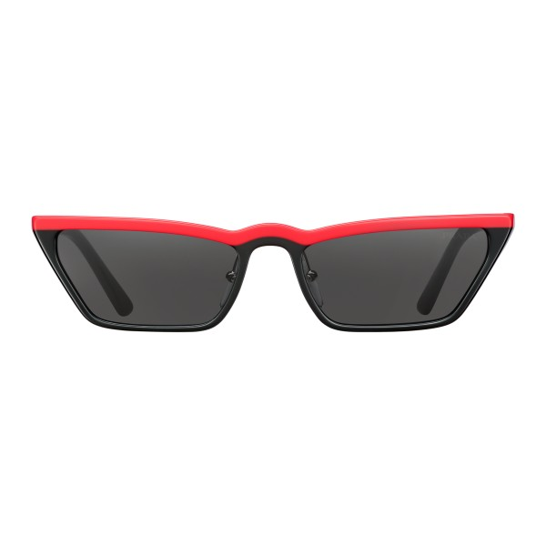 99e2a8e48d Prada - Prada Ultravox - Black Red Square Sunglasses - Prada Ultravox  Collection - Sunglasses -
