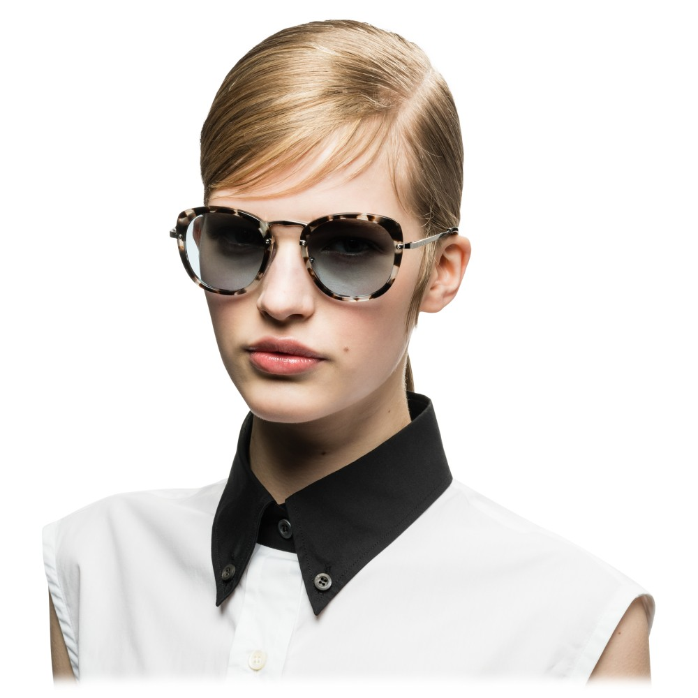 ca246122bd ... Prada - Prada Wanderer - Turtle Talco Square Sunglasses - Prada  Wanderer Collection - Sunglasses -