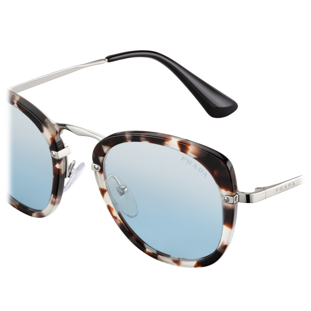 db5b11c51c ... Prada - Prada Wanderer - Turtle Talco Square Sunglasses - Prada  Wanderer Collection - Sunglasses ...
