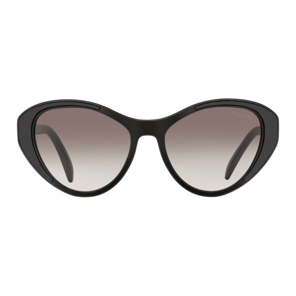 7ab39415e2 Prada - Prada Tapestry - Black Cat Eye Sunglasses - Prada Tapestry  Collection - Sunglasses -