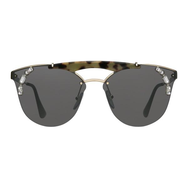 cc74a6c535 Prada - Prada Ornate - Turtle Cat Eye Sunglasses - Prada Ornate Collection  - Sunglasses -