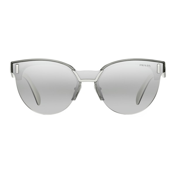b3f813c91f Prada - Prada Hide - Transparent Cloud Cat Eye Sunglasses - Prada Hide  Collection - Sunglasses - Prada Eyewear - Avvenice