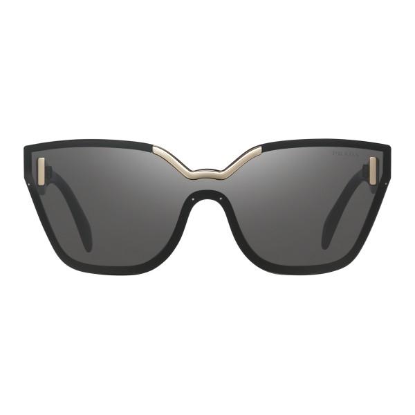 acea0e9d4c Prada - Prada Hide - Black Cat Eye Unique Sunglasses - Prada Hide  Collection - Sunglasses - Prada Eyewear - Avvenice