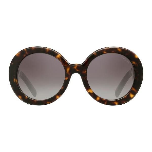 6f6d0c8378d Prada - Prada Minimal Baroque - Turtle Round Sunglasses - Prada Collection  - Sunglasses - Prada