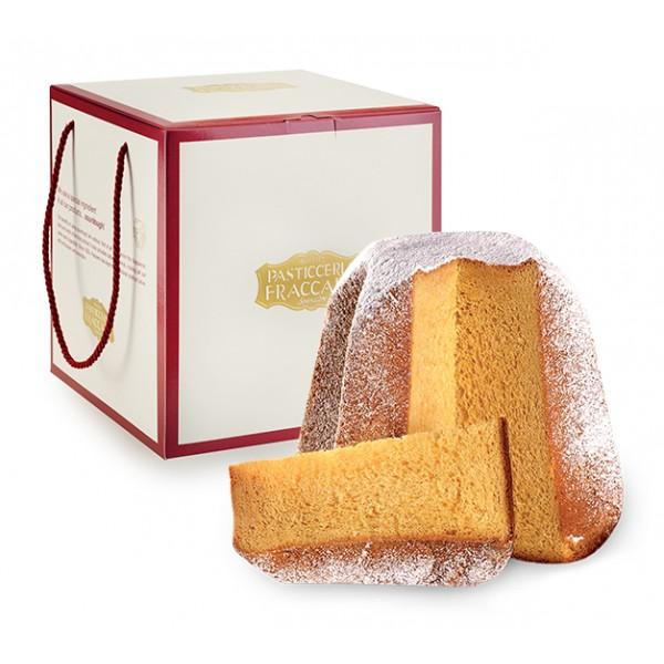 Pasticceria Fraccaro - Pandoro Classico - Gold Box - Panettone Artigianale - Fraccaro Spumadoro