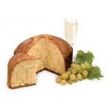 Pasticceria Fraccaro - Panettone alle Bollicine Trevigiane - Gold Box - Panettone Artigianale - Fraccaro Spumadoro