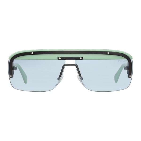 9c99bff5fe5e0 Prada - Prada Game - Black Agave Mask Sunglasses - Prada Game Collection -  Sunglasses -