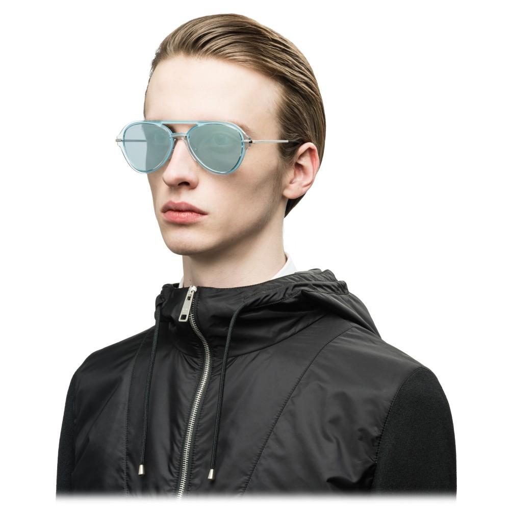 ed5aa4ac85d7 ... Prada - Prada Linea Rossa Spectrum - Lake Aviator Sunglasses - Prada  Spectrum Collection - Sunglasses