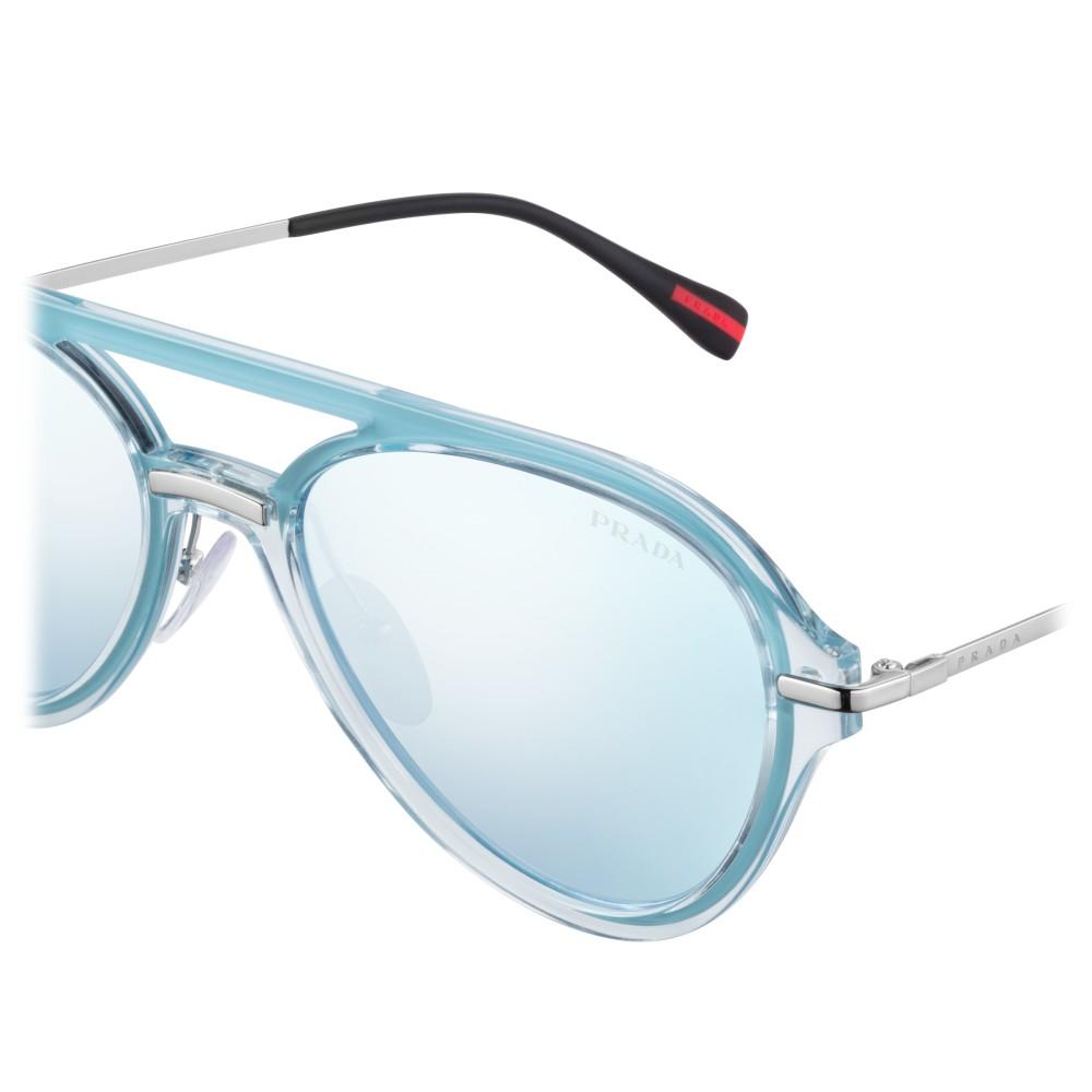 f48469efa1092 ... Prada - Prada Linea Rossa Spectrum - Lake Aviator Sunglasses - Prada  Spectrum Collection - Sunglasses ...