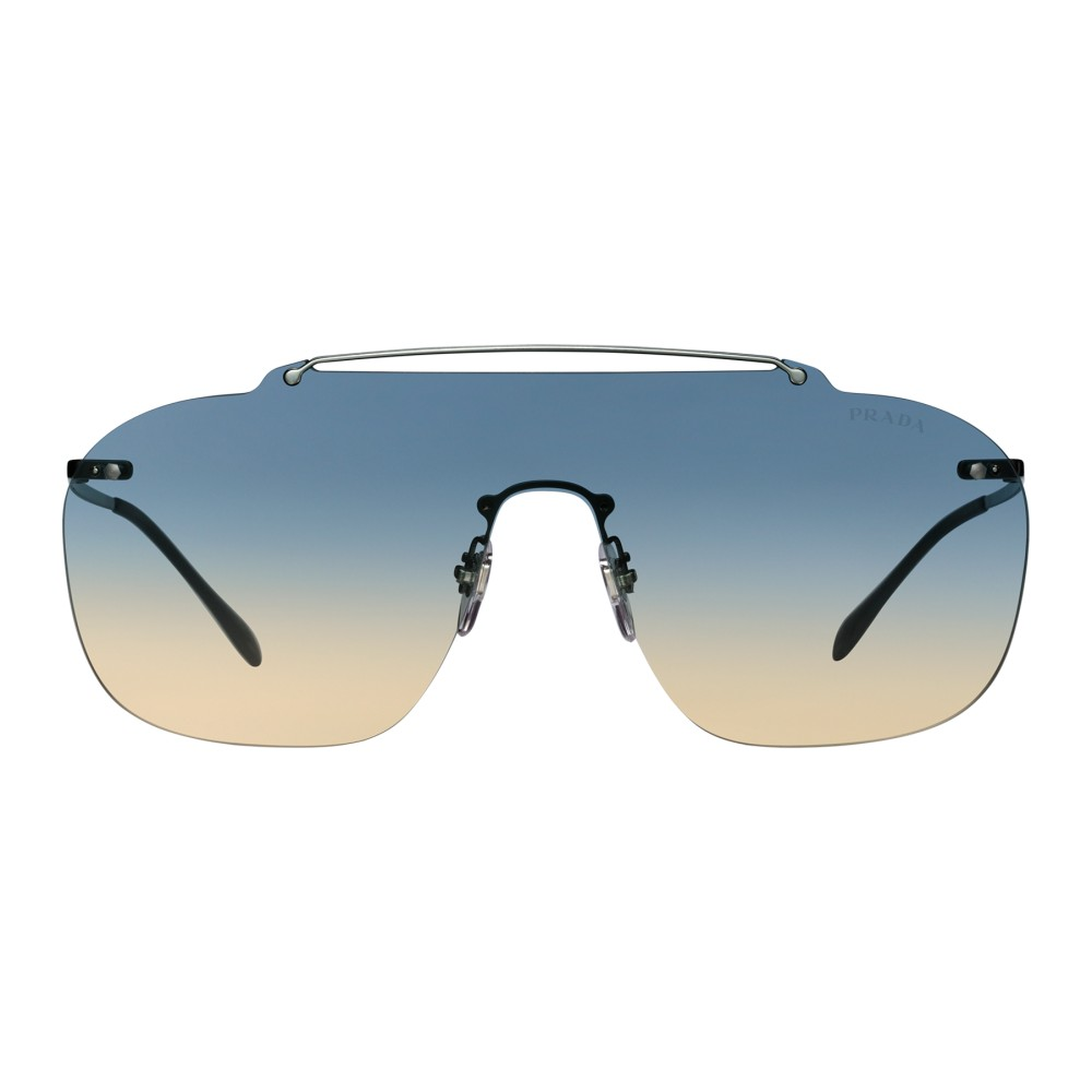 46d0bc880e8f Prada - Prada Linea Rossa Constellation - Lead Mask Sunglasses - Prada  Collection - Sunglasses ...