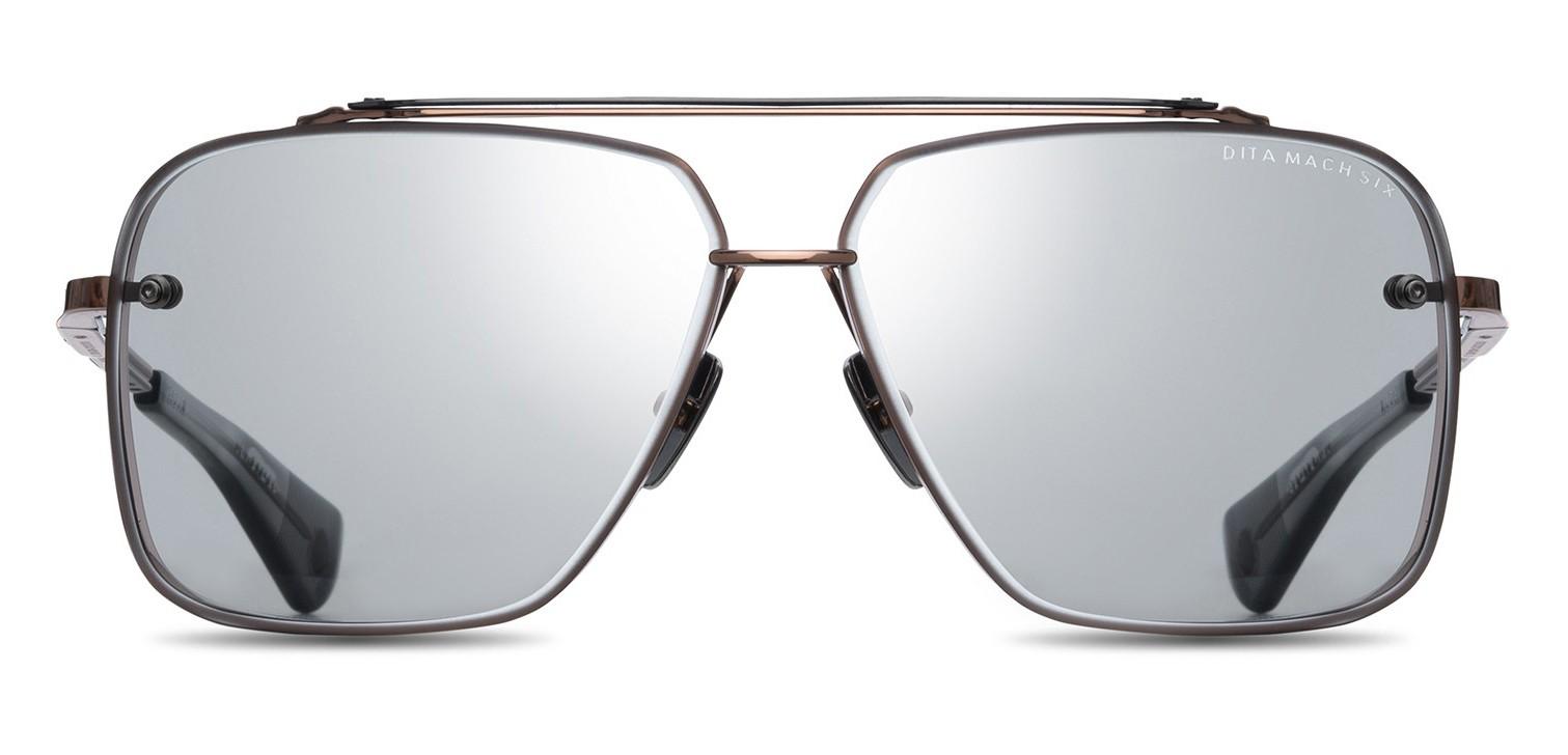b17ea547ed30 DITA - Mach-Six - DTS121-62 - Rose Gold - Sunglasses - DITA Eyewear