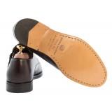 Bottega Senatore - Aufidio - Oxford - Francesina - Italian Handmade Man Shoes - High Quality Leather Shoes