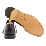 Bottega Senatore - Aponio - Oxford - Francesina - Italian Handmade Man Shoes - High Quality Leather Shoes