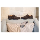 Bottega Senatore - Albezio - Oxford - Francesina - Italian Handmade Man Shoes - High Quality Leather Shoes