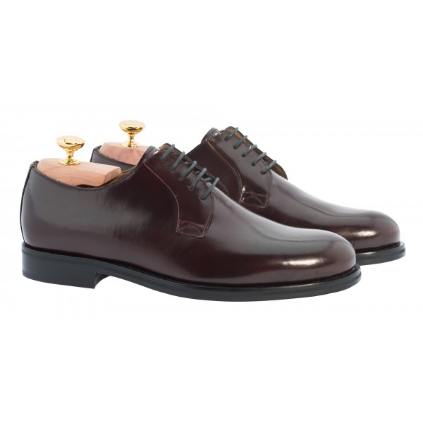 Bottega Senatore - Bebio - Derby - Italian Handmade Man Shoes - High Quality Leather Shoes