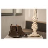 Bottega Senatore - Novio - Chelsea Boots - Italian Handmade Man Shoes - High Quality Leather Shoes