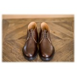 Bottega Senatore - Marzio - Ankle Boot - Italian Handmade Man Shoes - High Quality Leather Shoes