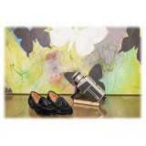 Bottega Senatore - Verano - Mocassino - Tassels - Italian Handmade Man Shoes - High Quality Leather Shoes