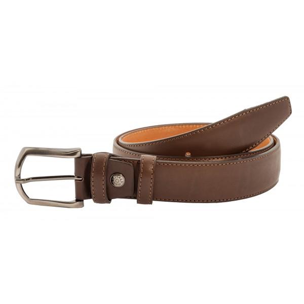 Bottega Senatore - Flavia - Italian Artisan Belt - High Quality Leather Belt
