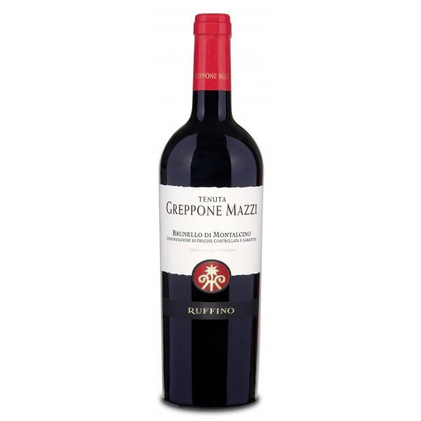 Ruffino - Brunello di Montalcino - D.O.C.G. - Greppone Mazzi Estate - Ruffino Estates - Classic Red