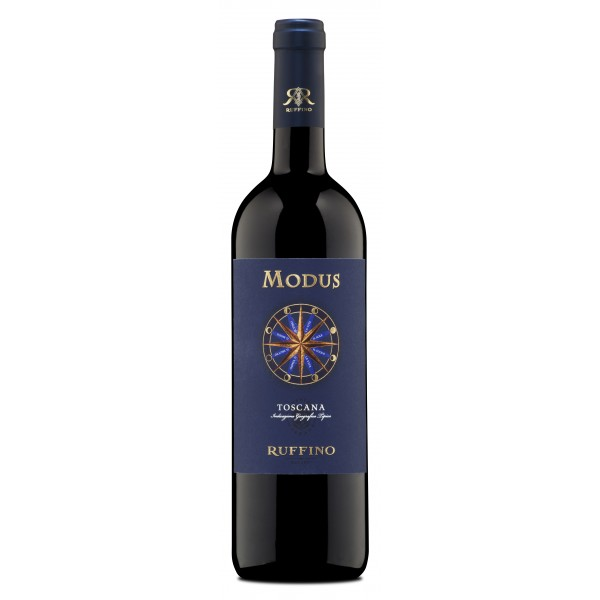 Ruffino - Modus Toscana I.G.T. - Magnum - Ruffino Estates - Supertuscan - Classic Red - 1,5 l