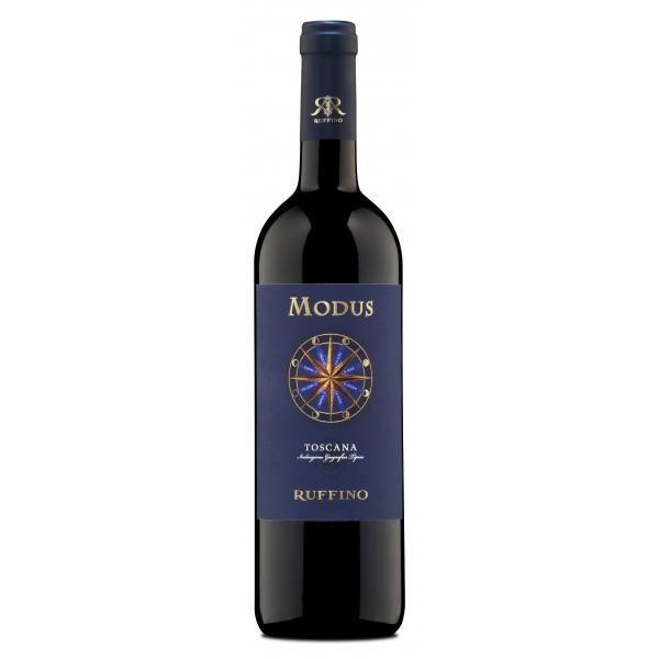 Ruffino - Modus Toscana I.G.T. - Salmanazar - Tenute Ruffino - Supertuscan - Rossi Classici - 9 l