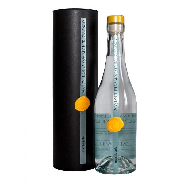 Marchiopolo - Acquavite d'Uva Moscato Fior d'Arancio