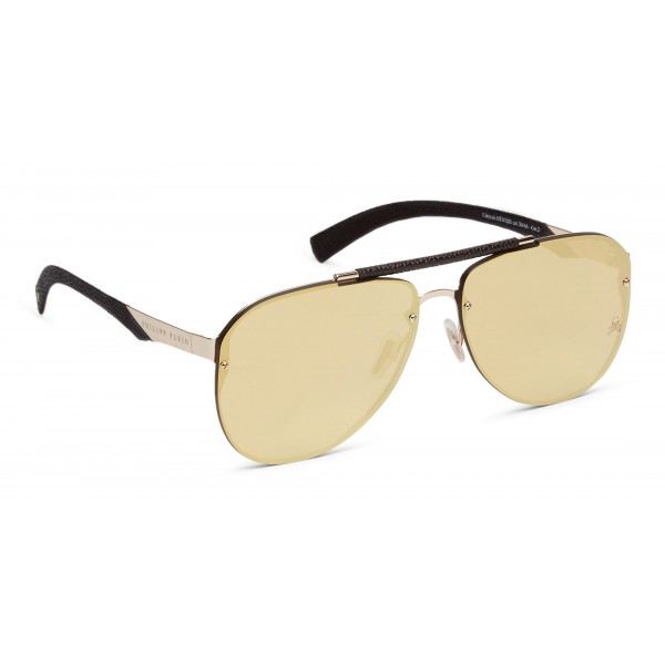 Philipp Plein - Calypso Basic Collection - Gold Mirrored - Sunglasses - Philipp Plein Eyewear