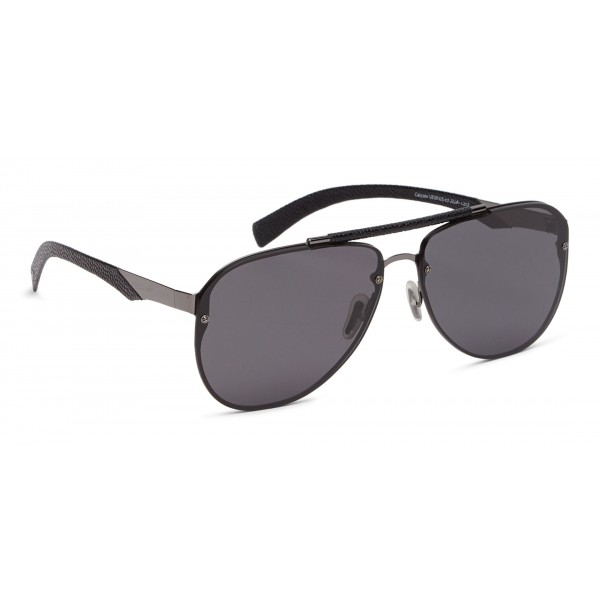 Philipp Plein - Calypso Basic Collection - Nero Grigio - Occhiali da Sole - Philipp Plein Eyewear