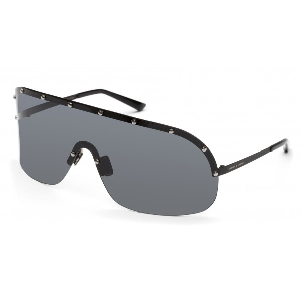 Italia Independent - Mod. 001LP Avvocato - Laps Collection - Black Gray - Sunglasses - Italia Independent Eyewear