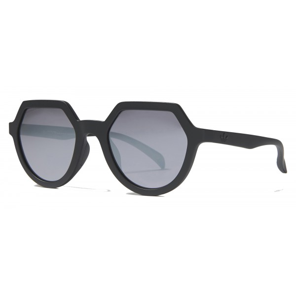Italia Independent - Adidas AOR018 CI8315 - Adidas Official - Black Silver - Sunglasses - Italia Independent Eyewear