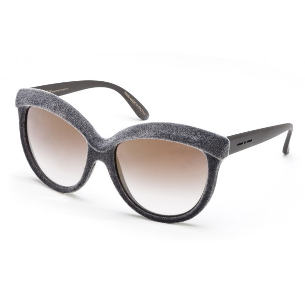 più amato negozio online sconto speciale di Italia Independent - I-Plastik 0092V Velvet - Grey - 0092V.071.CNG -  Sunglasses - Italy Independent Eyewear