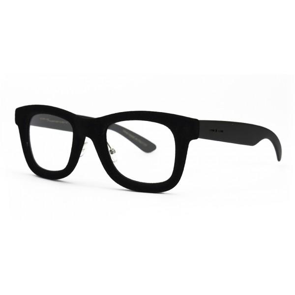 a5bbbd732 Italia Independent - I-I Mod 590V Velvet - Black - 5590V.009.000 - Optical  Glasses - Italy Independent Eyewear - Avvenice