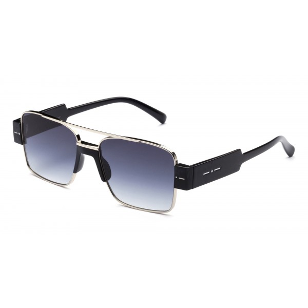 ff0d9efab Italia Independent - I-I Mod Sebastian 0817 Combo - Grey - 0817.009.071 -  Sunglasses - Italy Independent Eyewear - Avvenice