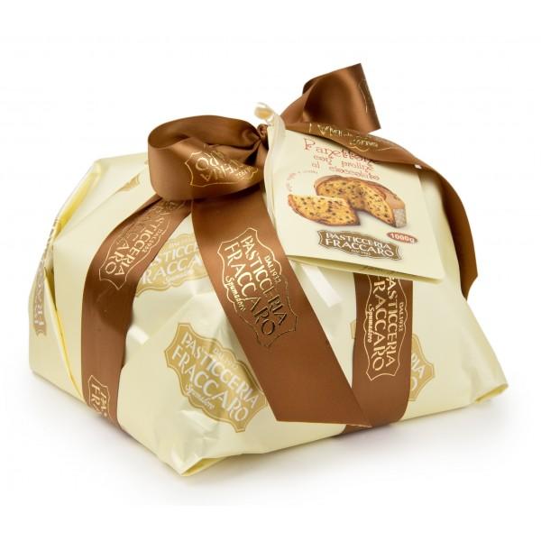 Pasticceria Fraccaro - Linea Artigianale - Panettone al Cioccolato - Panettone Artiginale - Fraccaro Spumadoro