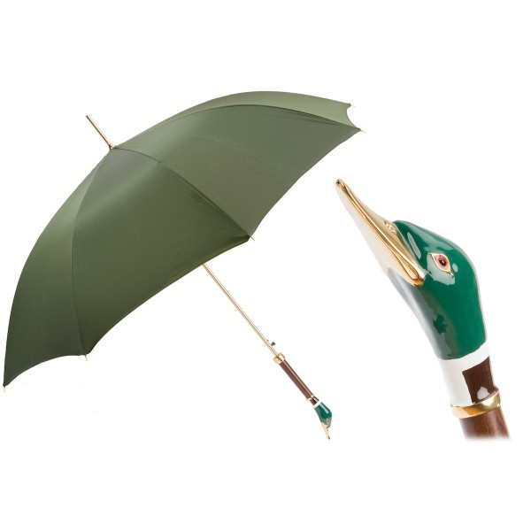 Pasotti Ombrelli 1956 - 479 OXF-10 K26 - Royal Germano Umbrella - Luxury Artisan High Quality Umbrella