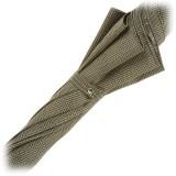 Pasotti Ombrelli 1956 - 142 Milford-6 CM - Umbrella with Mutton Horn - Ovis Aries - Luxury Artisan High Quality Umbrella