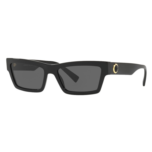 75047f64b4 Versace - Sunglasses Cat Eye Medusa Ares Stud - Black Onul - Sunglasses -  Versace Eyewear
