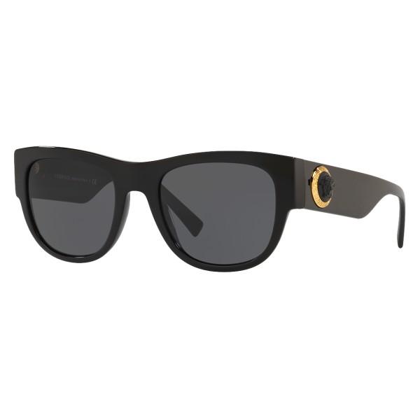Versace - Occhiale da Sole Medusa Ares - Nero Onul - Occhiali da Sole - Versace Eyewear