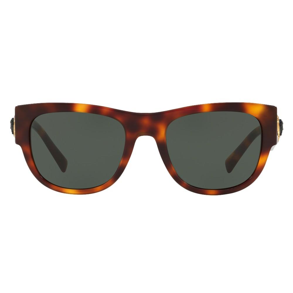 ae52cd7a175bb ... Versace - Sunglasses Medusa Ares - Havana Onul - Sunglasses - Versace  Eyewear ...