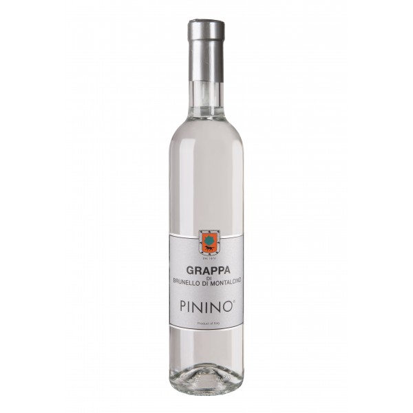 Pinino - Grappa di Brunello di Montalcino