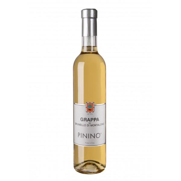 Pinino - Grappa di Brunello di Montalcino Invecchiata