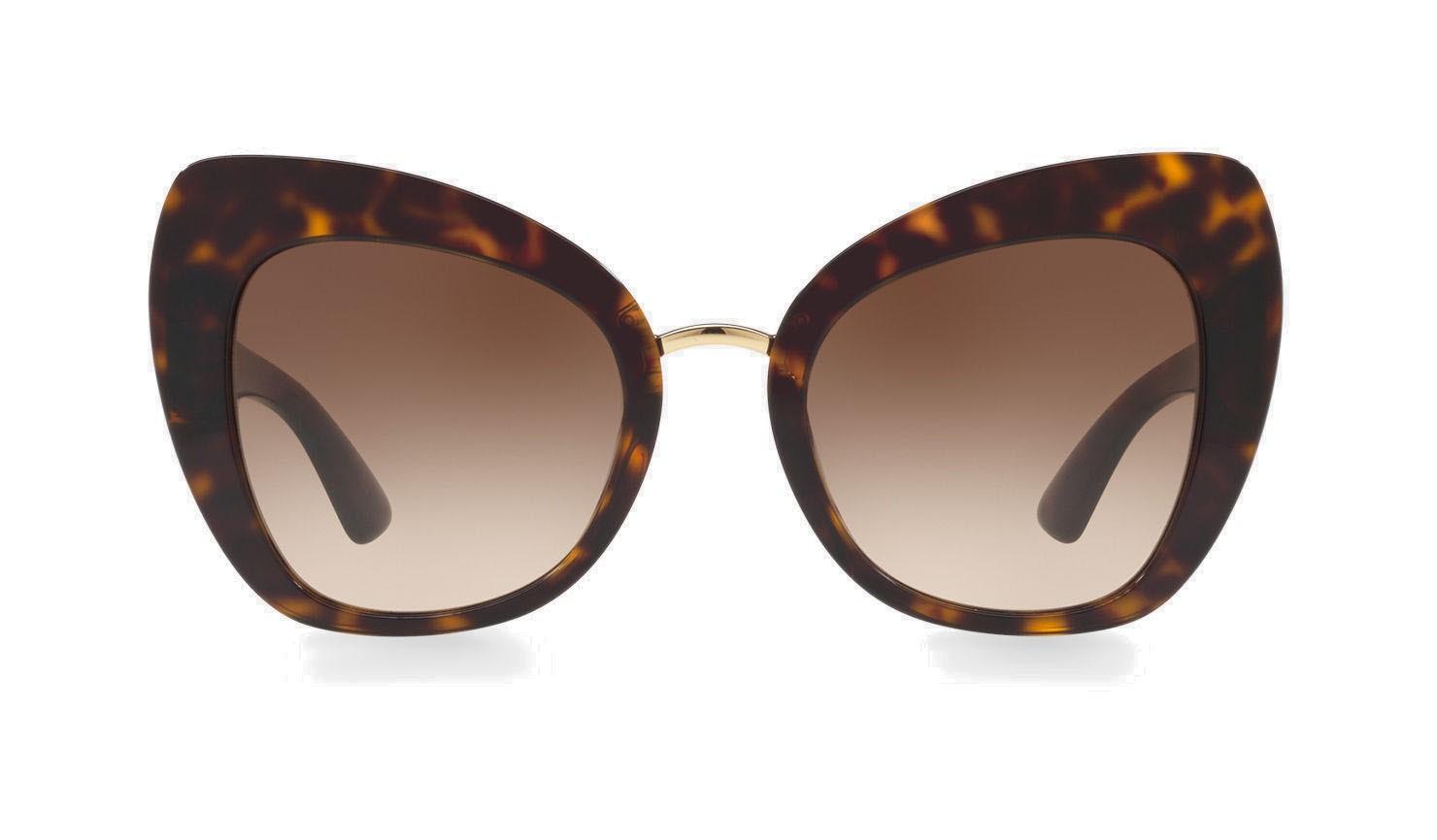 4bdd7a2b8d306 Dolce   Gabbana - Butterfly Sunglasses in Acetate - Havana - Dolce   Gabbana  Eyewear