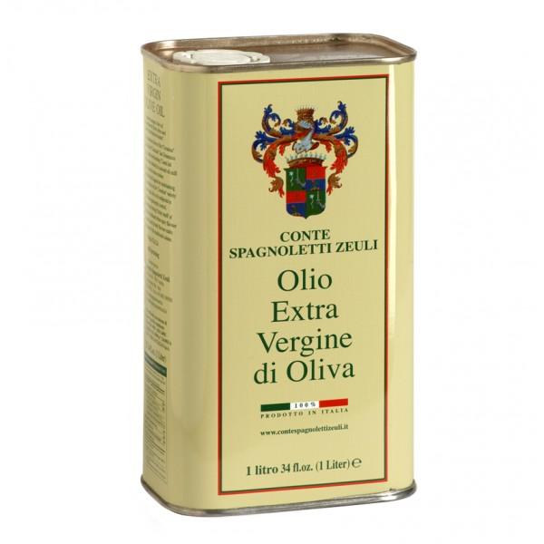 Conte Spagnoletti Zeuli - Extravirgin Olive Oil D.O.P. - 1 l - Intense Fruity