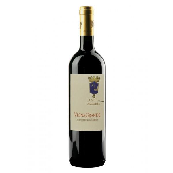 Conte Spagnoletti Zeuli - Vignagrande Magnum - Castel del Monte D.O.C. Nero di Troia